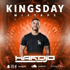 KINGSDAY 2018 - MIXED BY HARDJO