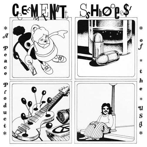 CEMENT SHOES - Fruity Funhouse