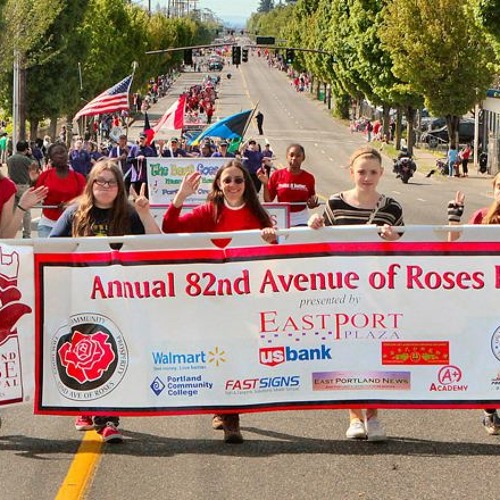 Jim Redden discusses the return of the 82nd Avenue of Roses Parade 4-26-2018