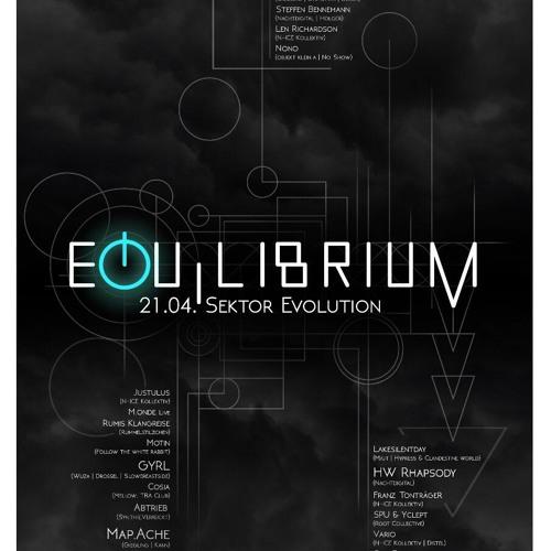 equilibrium (2018)