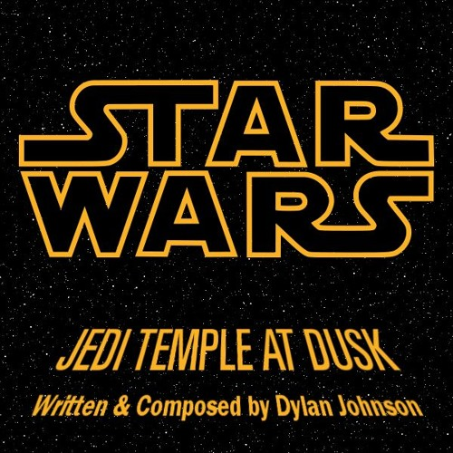 Jedi Temple At Dusk