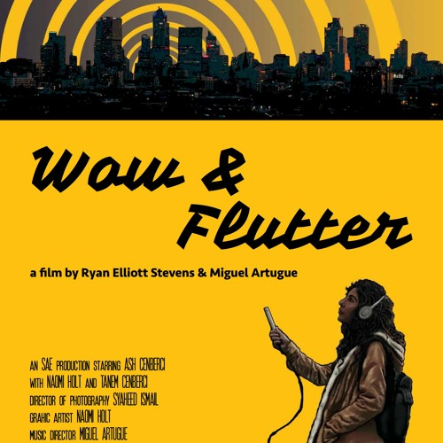 Ok, Naomi- Music from the film Wow & Flutter