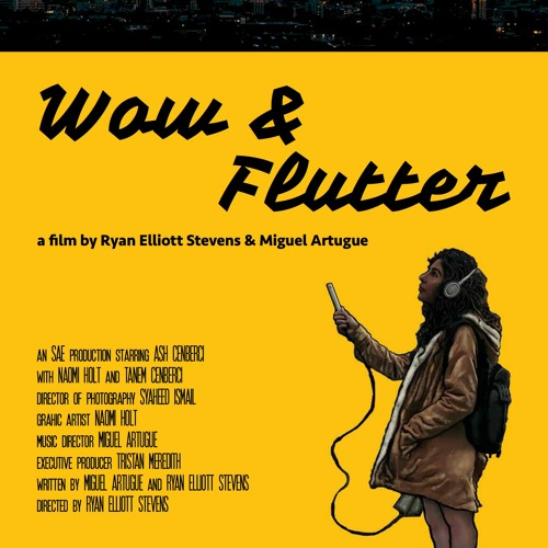 Main Theme- Music from the film Wow & Flutter