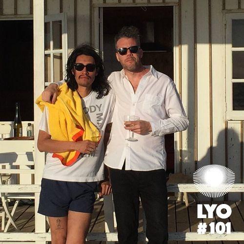 LYO#101 / Len Leise & Ricardo Salvador (aka General Purpose)
