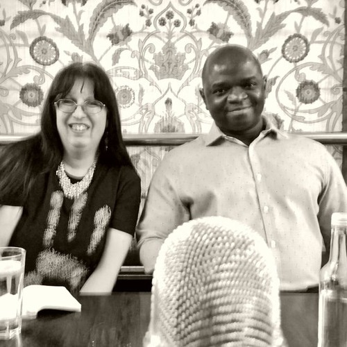 Tade Thompson Interviewed By Liz Williams @ The BSFA, 25,04,2018