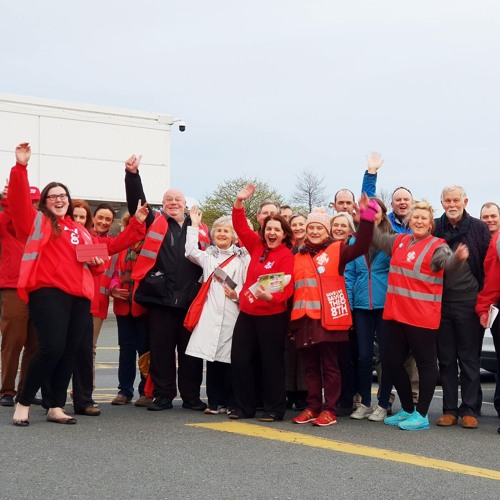 LifeCanvass reported in Dun Laoghaire on RTE News at 1