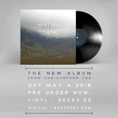'MNTNS of SLNC' album - Christopher Coe