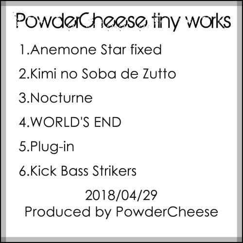 PowderCheese Tiny Works XFD