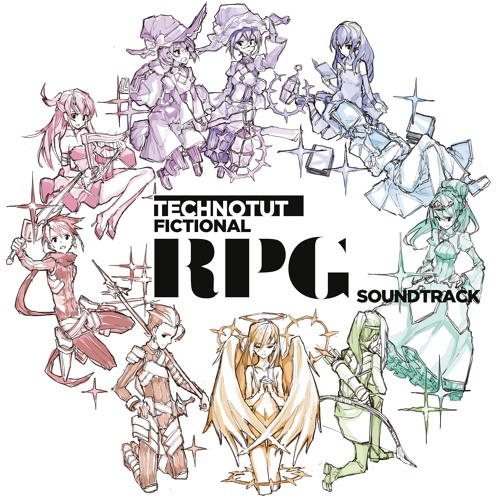 【M3-2018春】TechnoTUT | Fictional RPG Soundtrack【K-15a】