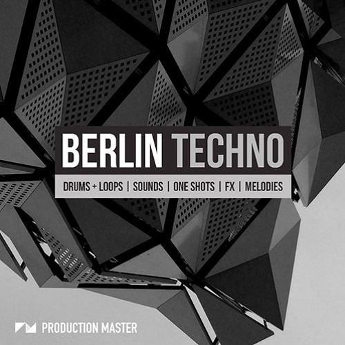 Production Master - Berlin Techno | Techno Samples