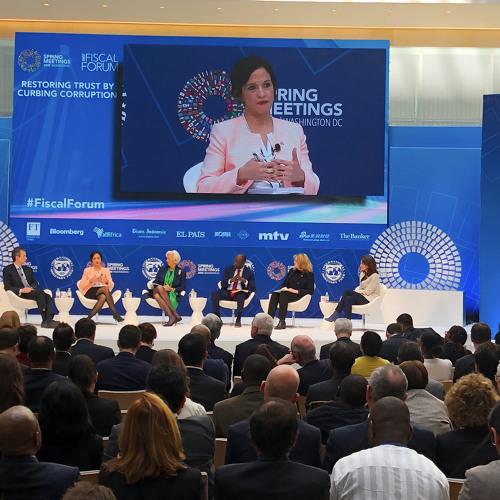 Paraguay's Lea Giménez Duarte: Transparency Pays Off