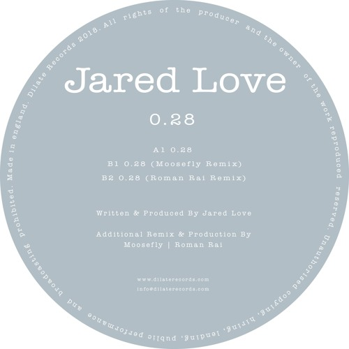 Jared Love - 0.28 (Moosefly Remix)