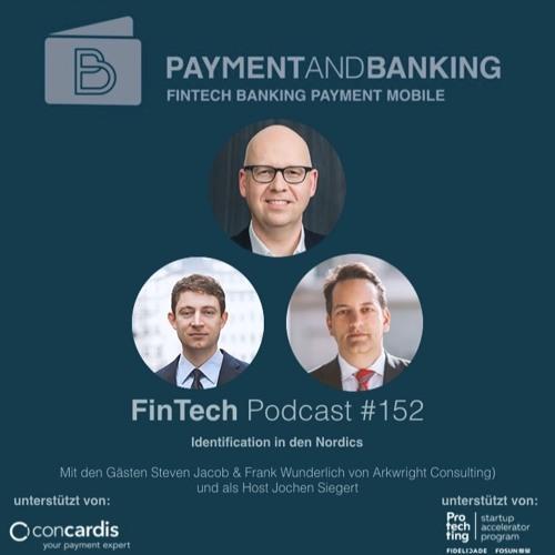 FinTech Podcast #152 - Identification in den Nordics
