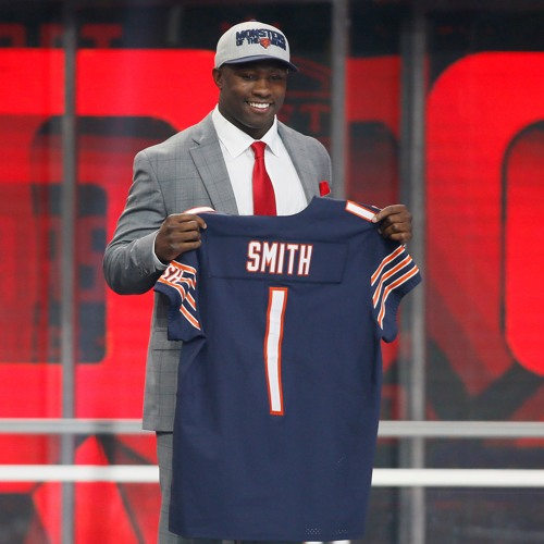 How Bears top pick Roquan Smith became a star at Georgia