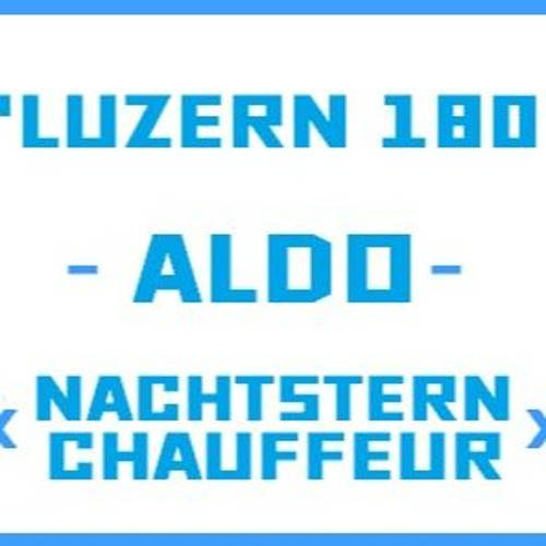 Stooszyt: Luzern 180 - Nachtstern-Chauffeur