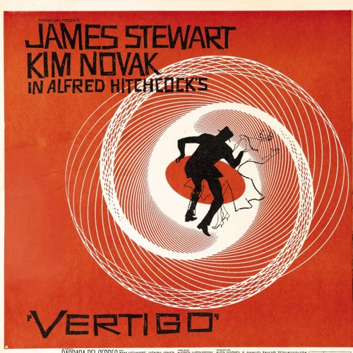 """Bernard Herrmann """"Vertigo Prelude"""" Mockup"""
