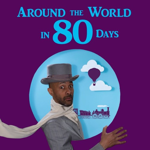 Chimwemwe Miller describes his trip Around the World in 80 Days