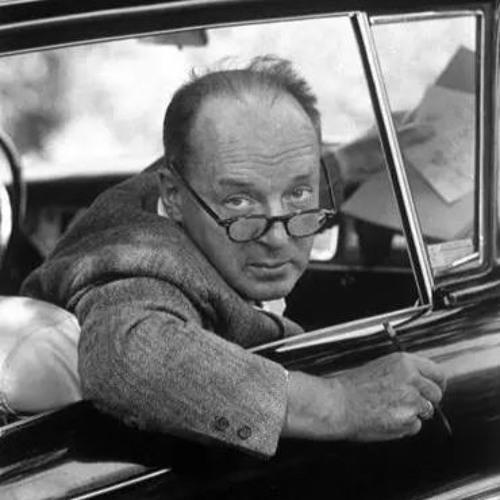 "Vladimir Nabokov reads from ""The Ballad of Longwood Glen"""