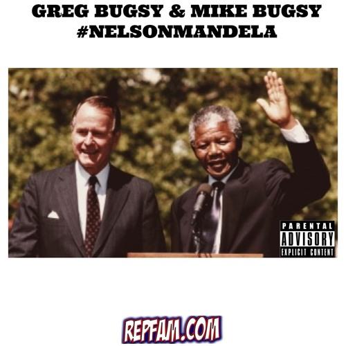 Nelson Mandela (Greg Bugsy, Mike Bugsy)