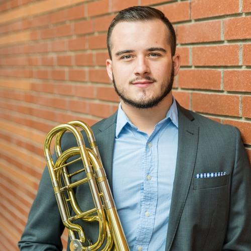 Serenade For Bass Trombone - III Allegro Furioso - Woud