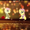 At Last I See The Light (Fluttershy & Butterscotch)