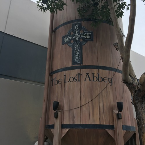 Ep # 17 - (San Diego Micro-Breweries, California)The Holiest Beer, The Lost Abbey Brewery