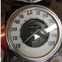 Big Speedometer 2018