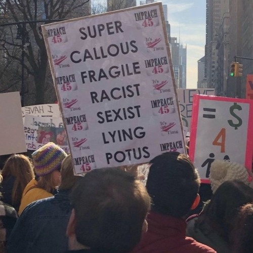 Supercallousfragileracistsexistlyingpotus