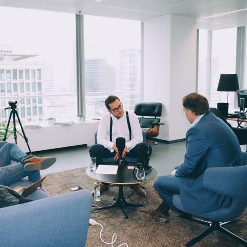 Grote Podcastinterview #1 met onze baas van de privacy: Staatssecretaris Philippe De Backer.