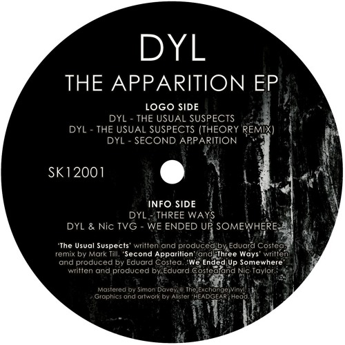 SK12002: DYL & Nic TVG - We Ended Up Somewhere (OUT NOW)