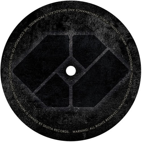 SK12002 - Threshold - Nervous BANDCAMP EXCLUSIVE (OUT NOW)