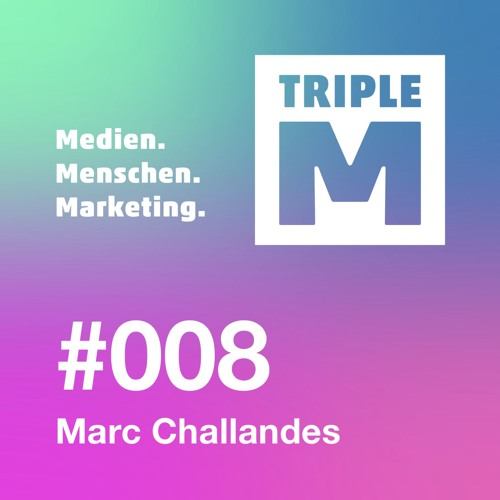 #8 - Marc Challandes, Tamedia