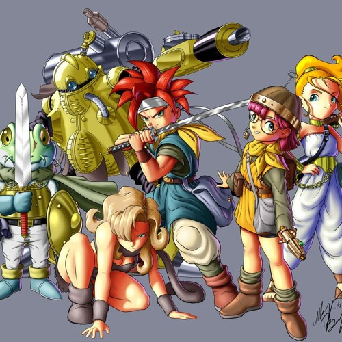 Elements: Characters of Chrono Trigger
