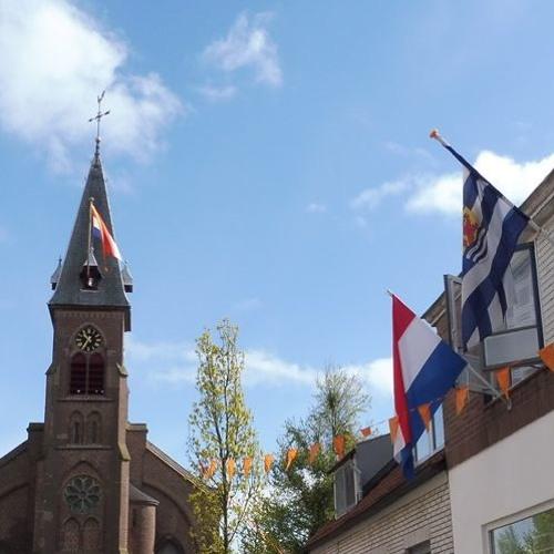 Dienst 29 April 2018 in Nieuwland ds. A. C. den Hollander