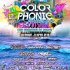 OPITT & EJAT RAFAEL Live Colorphonic Water Gun Festival at ESPERANCE KL 28 April 2018