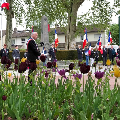 Discours de Pascal Noury, Maire de Morangis