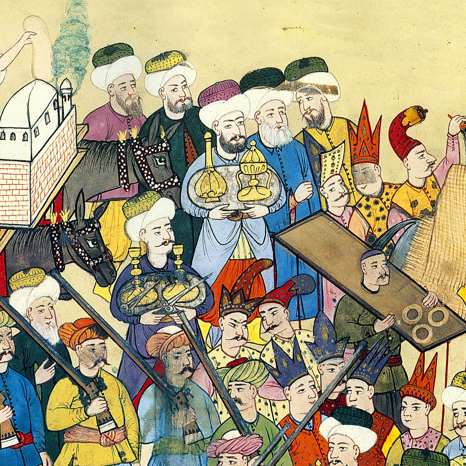 Exploring the Early Modern Ottoman World