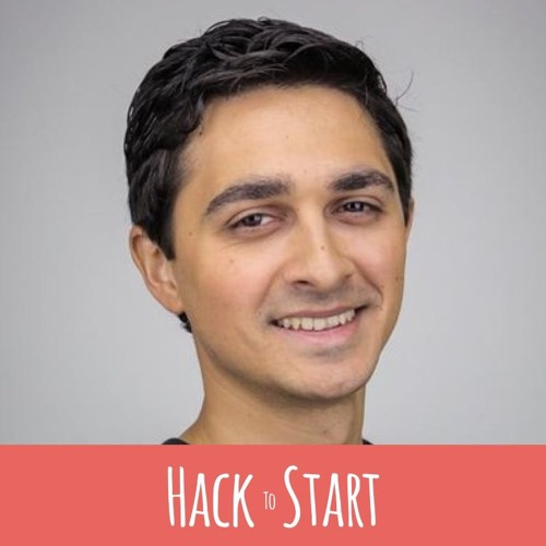 Hack To Start - Episode 193 - Vibhu Norby, Founder & CEO, B8ta