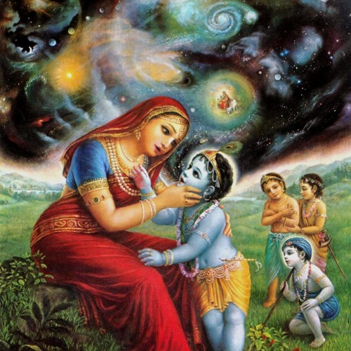Have you ever thought about Krishna