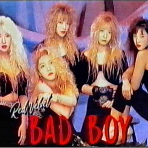 Red Velvet  레드벨벳 - Bad Boy (80s remix)