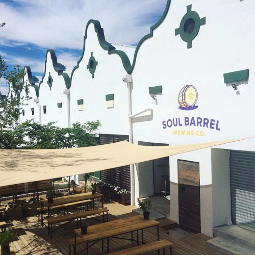 Soul Barrel On #Beertime