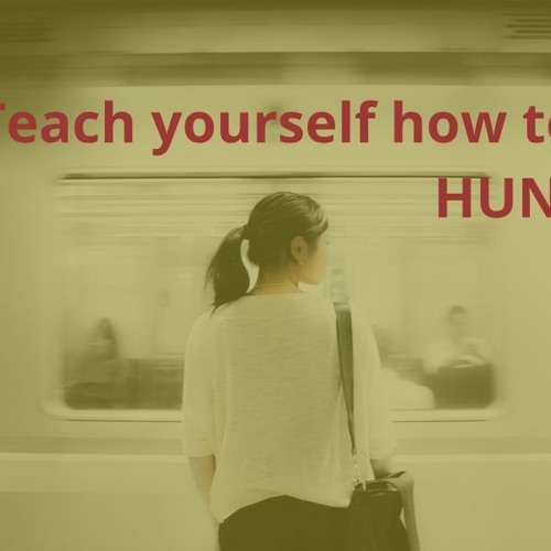 """Teach yourself how to """"HUNT""""!"""