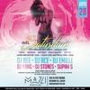Supah S x DJ Bee Live at Mazi April 28th #IntlSaturdays