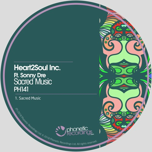 Heart2Soul Inc. Ft. Sonny Dre - Sacred Music - OUT NOW