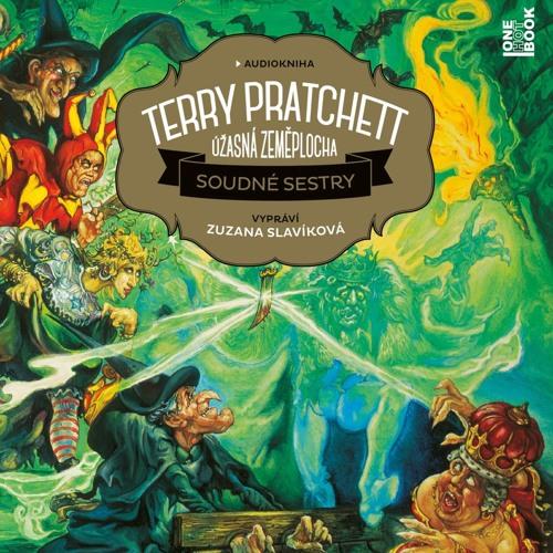 Terry Pratchett - Soudné sestry / vypráví Zuzana Slaviková - demo - OneHotBook