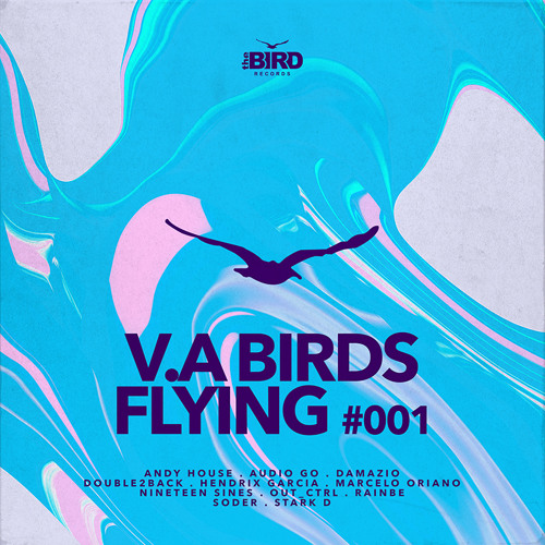 Marcelo Oriano - Cosmic Pain (Out Now) @ the BIRD Records