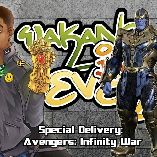 Wakanda IV Ever Special Delivery- Infinity War