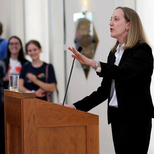 Charge to the Class of 2018, With Leslie Kendrick '06