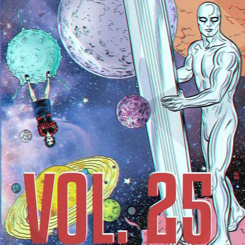 Vol. 25: 'Estela Plateada'