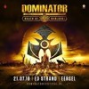 Dominator Festival 2018 - Wrath of Warlords Dj Contest mix by Contagious Madness